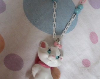 Necklace marie the Aristocats