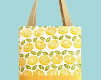 Tote bag limones