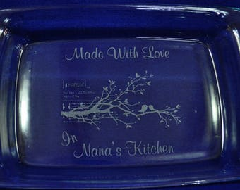 Gift For Couple ~ Bridal Shower Gift ~ Gifts For Mom ~ Birthday Gifts ~ Personalized Pan ~ Housewarming Gift ~ Gift For Friend ~ Cooking ~