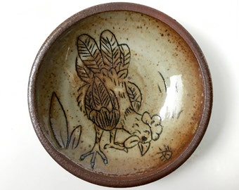 Small Chicken Plate