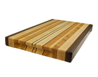 Designer Cutting Board, Chopping BlockServing Tray, Cheese Board