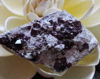 Cuprite Crystal Mineral Specimen - Mexico C5