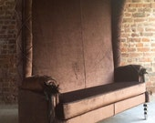 Stunning Sofa Settee Throne Italian Cavalli Visionnaire Siegfrid Bespoke SOFA 1