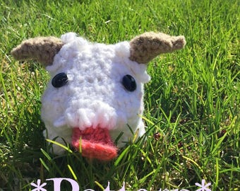 League Of Legends Poro Plushie Pattern