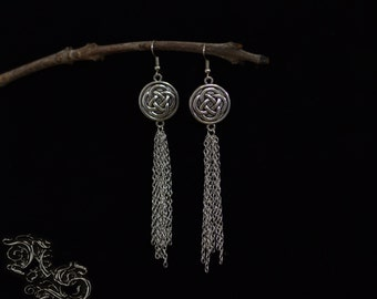 "Earrings "" Tears from the past "" - Medieval, celtic, viking"