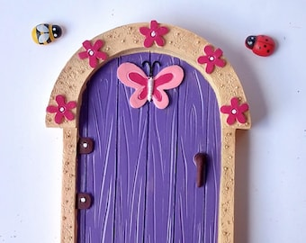 Purple Fairy Door | Fairy Door