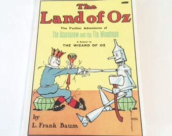 The Land of Oz by L. Frank Baum