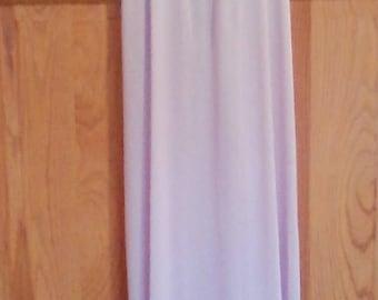Vintage Long Light Purple Nightgown