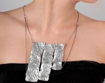 Necklace alluminio_linea Monti