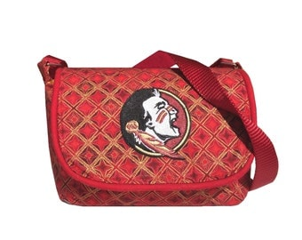 Florida State Seminoles Purse / FSU Crossbody Bag