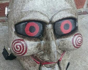 SAW JIGSAW (Billy mask)