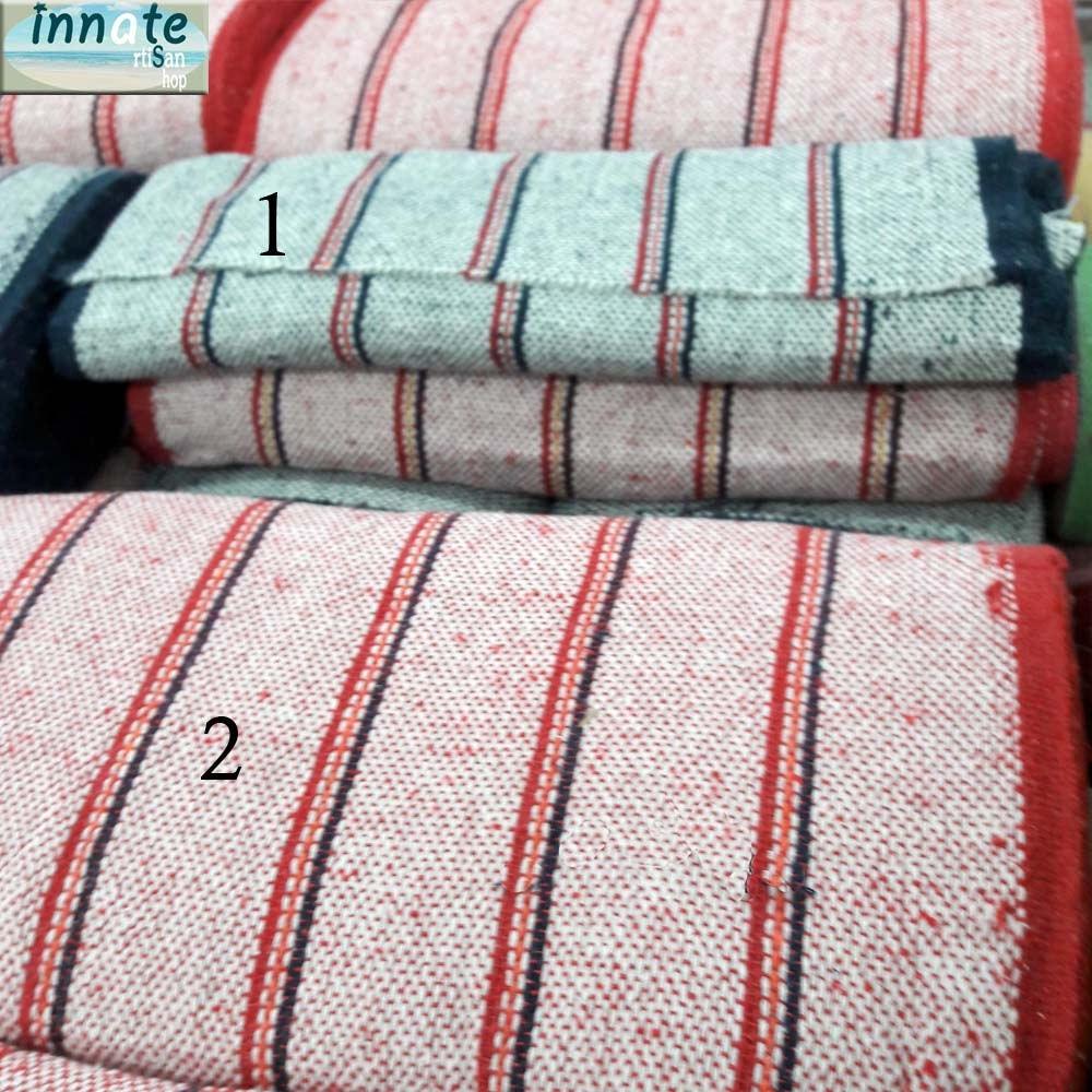 """Striped Jerga 19.6""""W 1yrd L,baja Hoodie Fabric,mexican"""