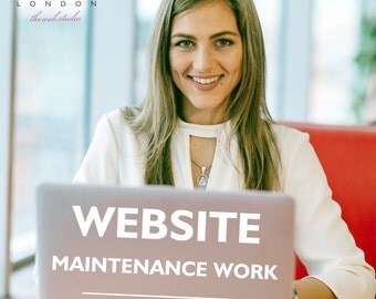 Website Maintenance, Wordpress Maintenance, Website Update, Website Support, Wordpress Support, 10 hours work