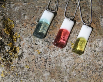 Healing water collection pendants