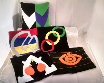 Kamen Rider Pillows - 10 Styles!