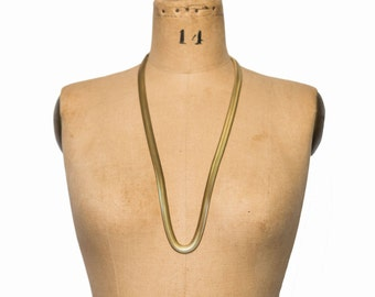 Lea Simple Snake Chain Necklace