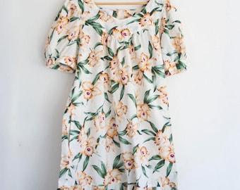 Mellow Daffodil Mumu Dress