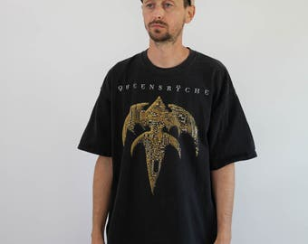 Queensryche 90s Concet Tour Shirt XL