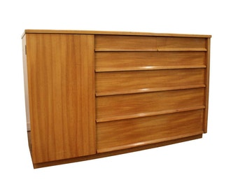 Mid-Century Danish Modern Edward Wormley Design for Drexel Credenza