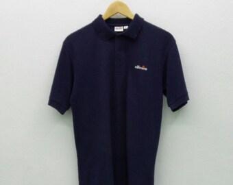 Ellesse Shirt Men Size M Ellesse Casual Shirt Ellesse Tennis Polo Shirt