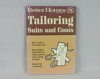 1966 Tailoring Suits and Coats - Better Homes and Gardens - Creative Sewing Library - Vintage Women's Fashion Book