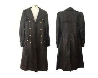 Mens trench coat | Etsy