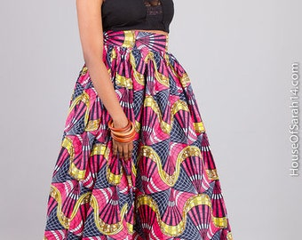Moungo Maxi Skirt