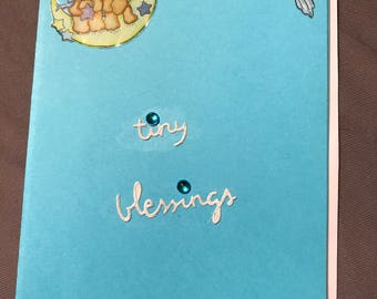 Tiny blessings card