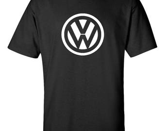 VW Volkswagen Graphic Tee  100% Screen Printed  ***Free Shipping***