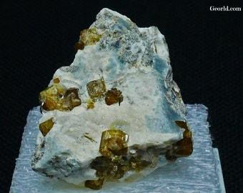 Vesuvianite Crystal Mineral Specimen from Mexico