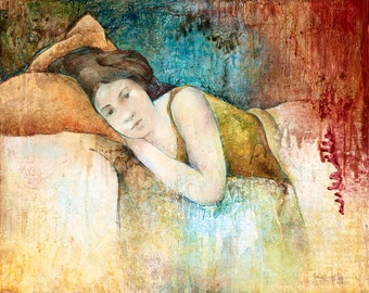 """10 PACK - Greeting Cards - """"The Morning"""""""