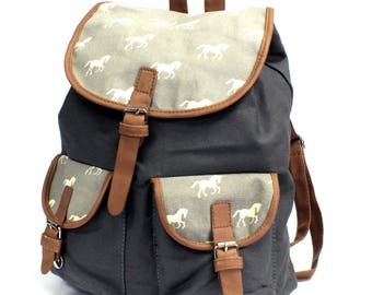 Travellers backpack, rucsac, student backpack