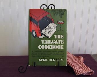 The Tailgate Cookbook, Vintage Cookbook, 1970
