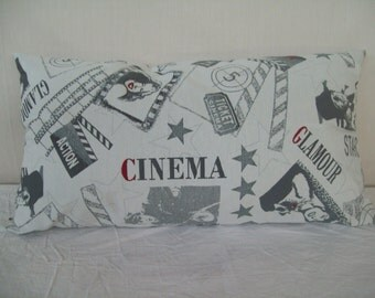 cuscino CINEMA gobelin cm 57x33