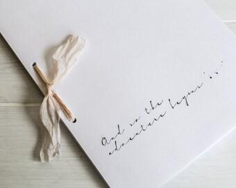 Printable Wedding planner, organiser, binder, engagement gift | download wedding planning guide.