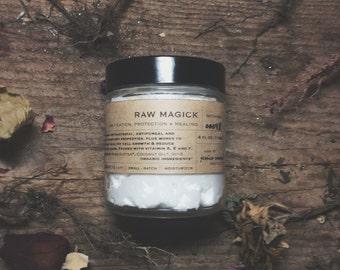 RAW MAGICK | Organic | Body Butter | Moisturizer