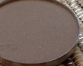 Matte Cool Light Brown Eyeshadow Vegan Pressed Eyeshadow