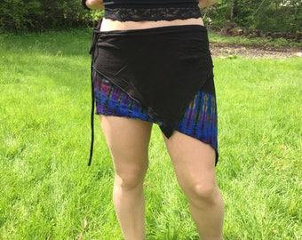 Tie Dye Pixie Skirt