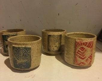 Yunomi style tea cup