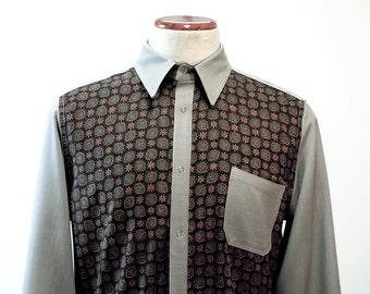 "Shirt man ""Revol II"""