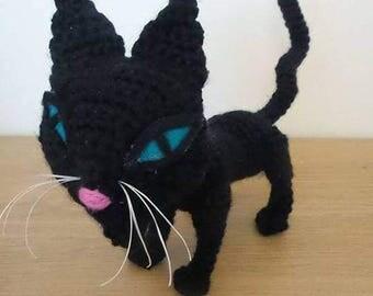 Wuss Puss Cat (Coraline inspired)