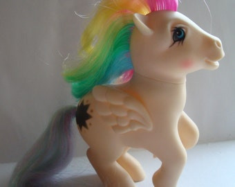 80's Vintage My Little Pony Greek El Greco  - Very Rare -  FREE SHIPPING