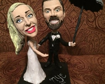 Couples Bobbleheads: Custom and Made to Order!