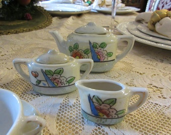 JAPAN CHILD'S TEA Set
