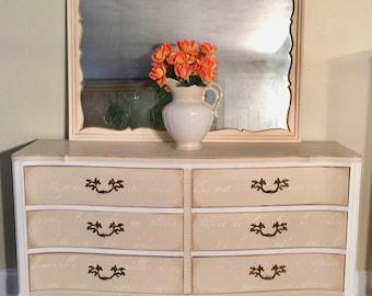 french provincial dresser bedroom furniture painted furniture dresser with mirror french country