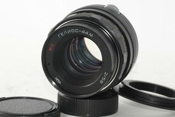 MC Helios-44M lens 2/58 mm for Zenit Canon M42 mount Russian Excellen N8044320
