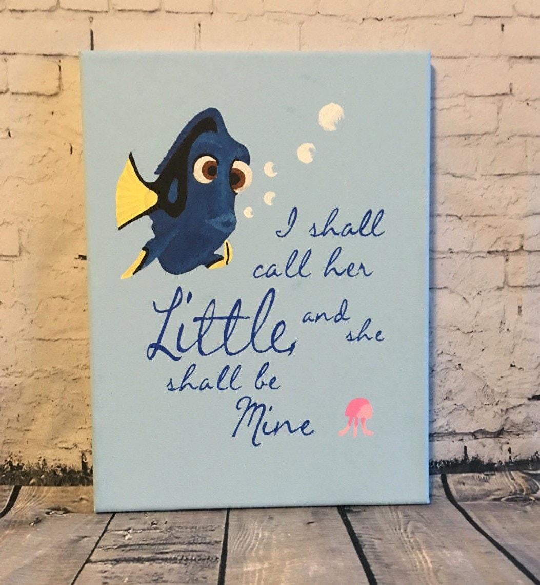 Design your own hello kitty t-shirt - Nemo Dory Sorority Big Little Canvas