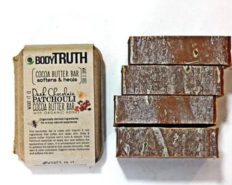 Cocoa Butter Complexion Bar & Shaving Soap