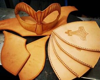 Viking Helmet Kit