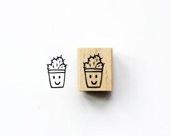 """Stamp """"Cactus"""" Cactus stamp Cactus motif of cactus cacti cacti urban jungle"""